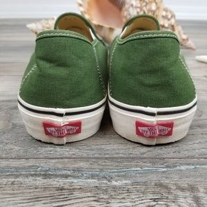 Vans Shoes - Vans slip on canvas sneakers Men's Sz 11 NWOB
